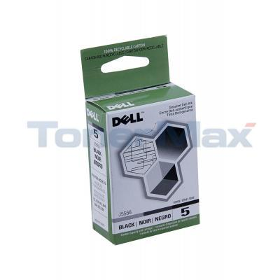 DELL 922 SERIES 5 PRINT CARTRIDGE BLACK